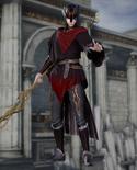 Perseus Legendary Costume (WO4 DLC)