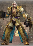 Ding Feng Alternate Outfit (DW7)