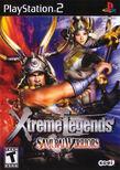 Samurai Warriors Xtreme Legends Case