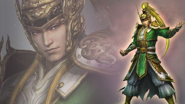 File:Ma Chao Wallpaper (WO3 DLC).jpg
