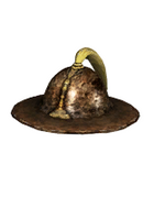 Male Head 3A (DWO)
