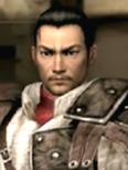 Bladestorm - Male Mercenary Face 6