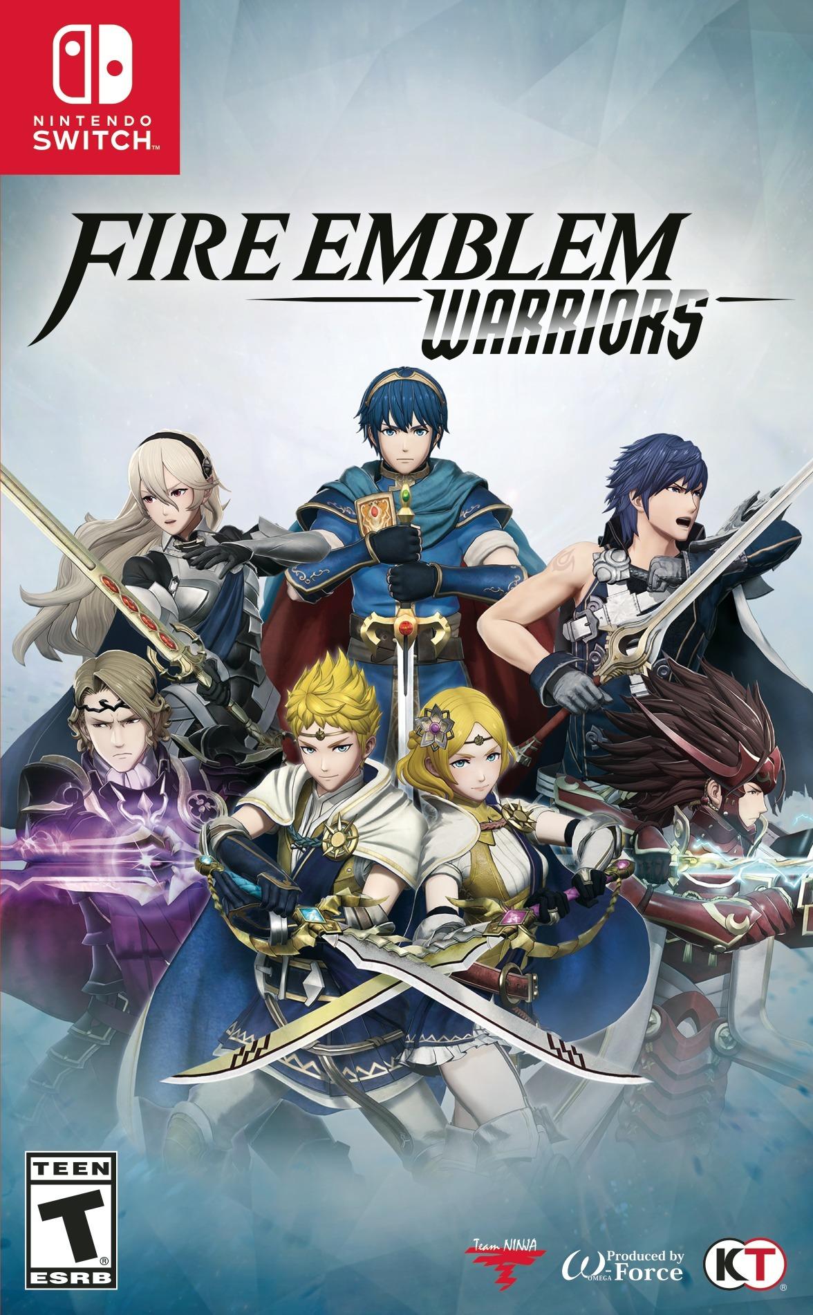Fire Emblem Warriors Koei Wiki Fandom Powered By Wikia Game Nintendo 3ds Fates Conquest Usa