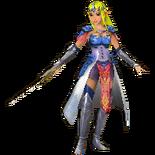 Princess Zelda Alternate Costume 2 (HWL)