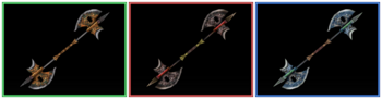 DW Strikeforce - Cross Halberd 2