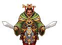 Liu Bei Battle Sprite 2 (ROTKLCC)
