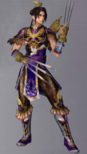 Zhang He Alternate Outfit 2 (DW4)