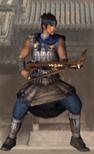 Bodyguard Crossbow - Level 1