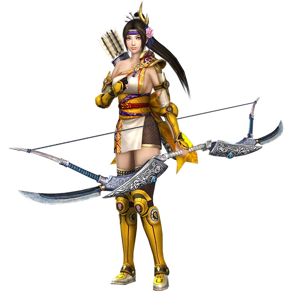 Warriors Orochi 4 Dlc: Image - Ina Special Costume (SW4 DLC).jpg