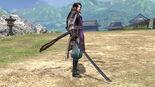 Mitsuhide Akechi Weapon Skin (SW4 DLC)