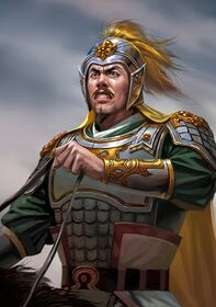 ROTK12 Zhang Xun
