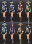 DW7E Female Costume 15