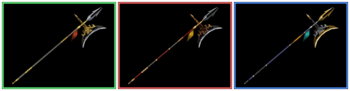 DW Strikeforce - Polearm 3
