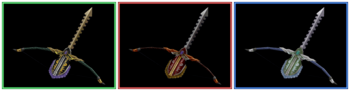 DW Strikeforce - Blade Bow 4