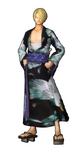 Sanji Costume (OP DLC)