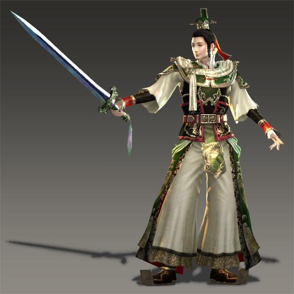 Warriors Orochi 4 Odin: Image - Liushan-dw7xl-sp.jpg