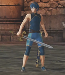 Marth Broken Armor (FEW)
