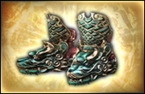 Metal Greaves - 5th Weapon (DW8)