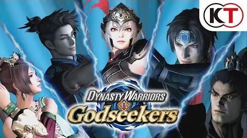 DYNASTY WARRIORS GODSEEKERS - GAMEPLAY TRAILER 2