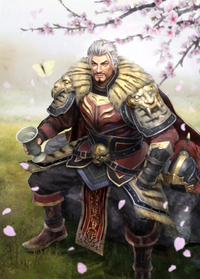 Sun Jian Artwork (DW9)