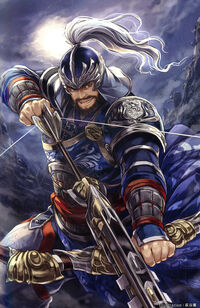 Xiahou Yuan 15th Anniversary Artwork (DWEKD)