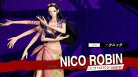 「ONE PIECE 海賊無双4」キャラクター紹介映像~ロビン(新世界)~ PS4 Nintendo Switch XboxOne