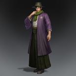 Xu Shu Bonus Costume (WO4 DLC)