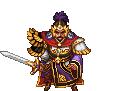 Zhu Ran Battle Sprite (ROTKLCC)