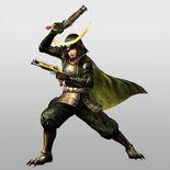 Masamune Date SW1 Costume (SW4 DLC)