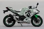 Shu Motorcycle (DW9)