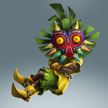 Skull Kid Alternate Costume 2 (HWL DLC)