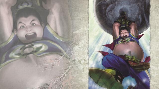 File:Treasure Box Artwork Wallpaper 5 (DW7 DLC).jpg