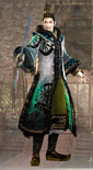 Liu Shan Alternate Outfit (DW7)