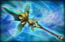 Mystic Weapon - Yukimura Sanada (WO3U)