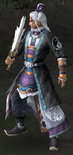 Zhuge Liang Alternate Outfit (WO)