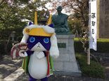 Mitsunari-nobunyagamascot