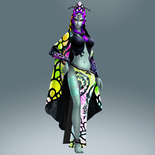 Twili Midna Alternate Costume 4 (HWL DLC)