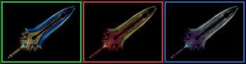 DW Strikeforce - Large Blade 9