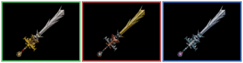 DW Strikeforce - Sword 3