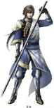 Jiang Wei Alternate Outfit (DW9)