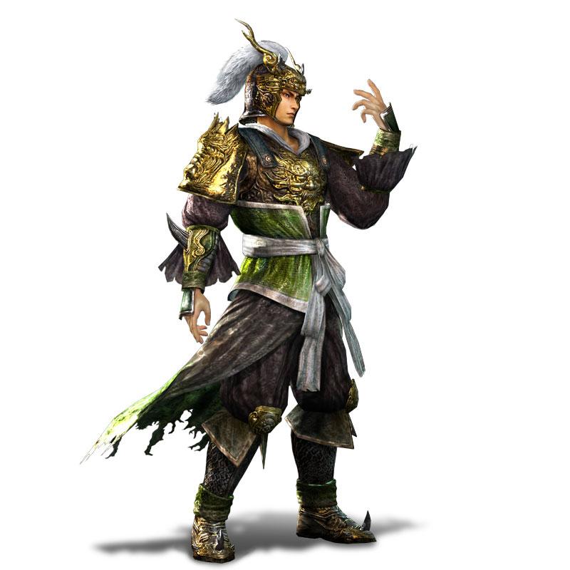 Lu Bu Warriors Orochi 4: Image - Machao-dw7-dlc-dw4.jpg