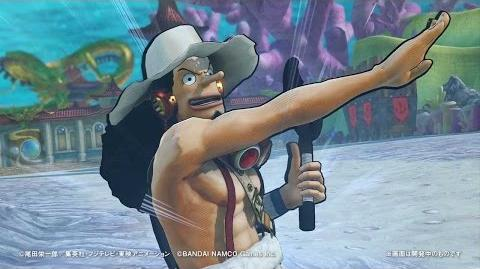 PS4・PS3・PS Vita「ワンピース 海賊無双3」 プレイ動画【ウソップ】編