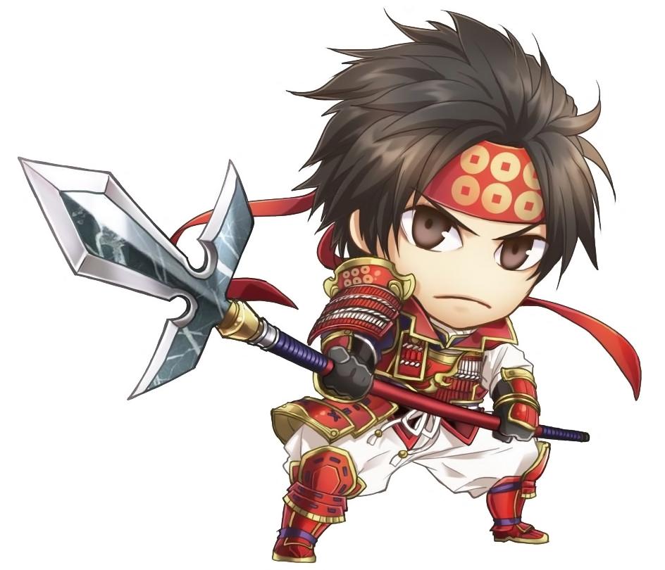 Lu Bu Warriors Orochi 4: Image - Yukimura Sanada (SWS).png