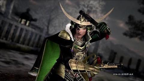 Masamune Date/Movesets