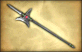 2-Star Weapon - Sturdy Halberd