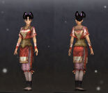 Costume Set 7 - Female (DW7E DLC)