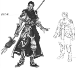 Jiang Wei Concept Art (DW4)
