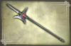 Halberd - 2nd Weapon (DW7)
