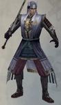Kenshin Uesugi Alternate Outfit (SW2)