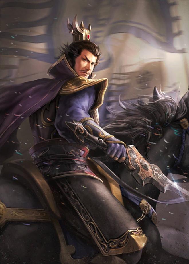 Cao Cao three kingdoms